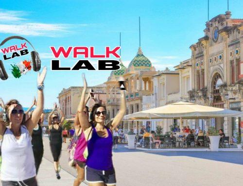 23 Ottobre 2021 WALKLAB® a Viareggio